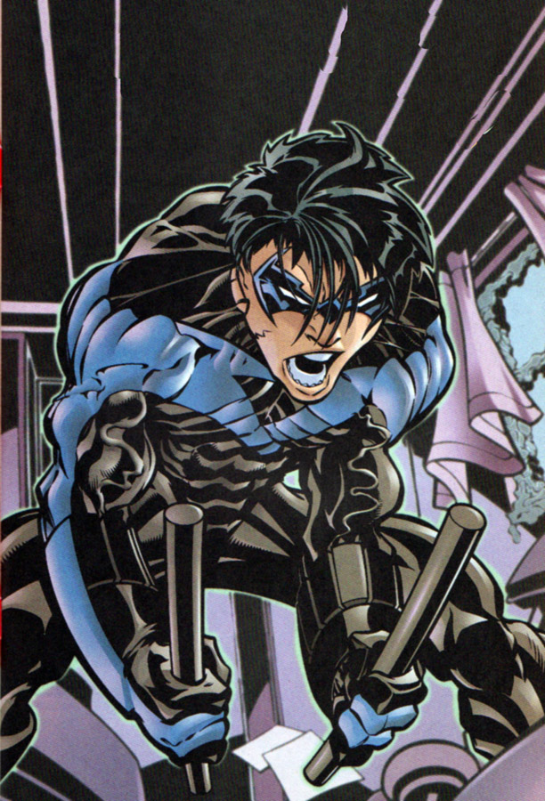 Weapons - Nightwing